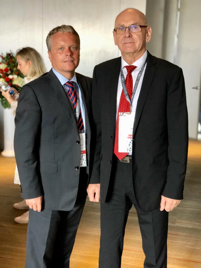 KAROL MITRÍK a ĽUBOMÍR ANDRASSY